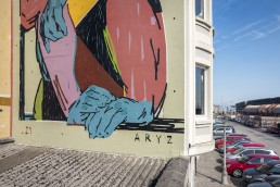 Aryz © Jules Césure